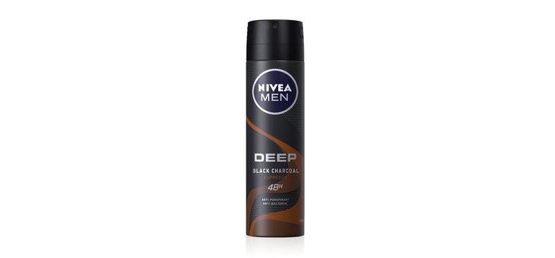 NIVEA Men Deep Brown Spray 150ml