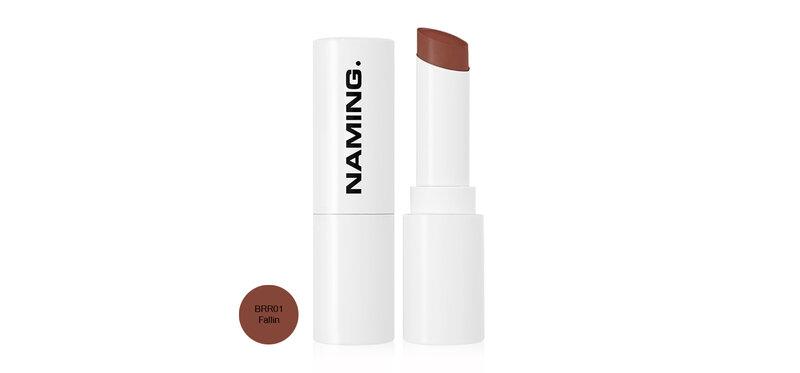 NAMING Soft Mattt Lipstick 4.5g #BRR01 Fallin
