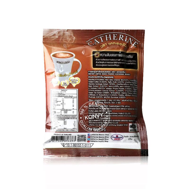 Catherine Instant Coffee Mixed Powder [15g x 10 Sachets]
