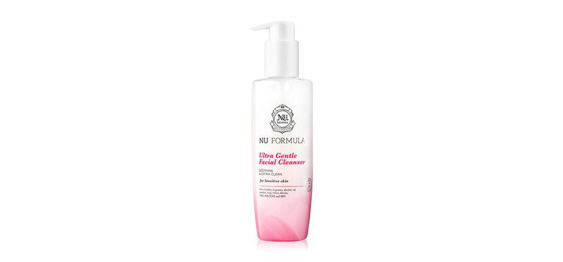 Nu Formula Ultra Gentle Facial Cleanser 220ml
