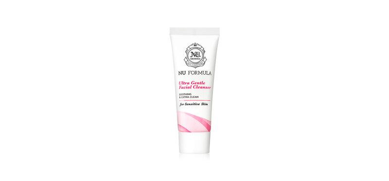 Nu Formula Ultra Gentle Facial Cleanser 20ml