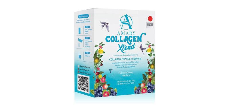 AMARY Collagen Xtend [15g x 7 Sachets]