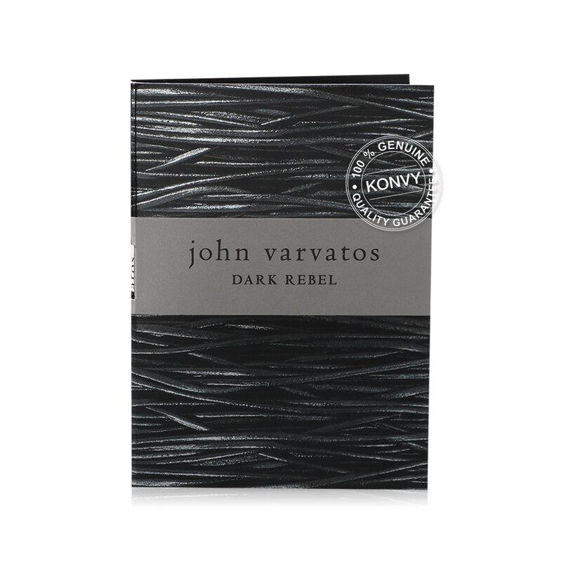 [แพ็คคู่] John Varvatos Dark Rebel  Eau De Toilette [1.5mlx2pcs]