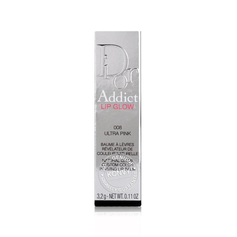 Dior Addict Lip Glow Color Awakening Lipbalm 3.5g #008 Ultra-Pink