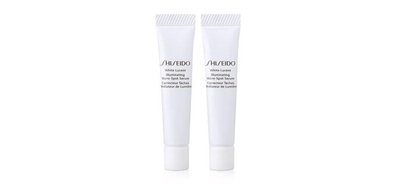 [แพ็คคู่] Shiseido White Lucent Illuminating Micro-Spot Serum [5ml x 2pcs]
