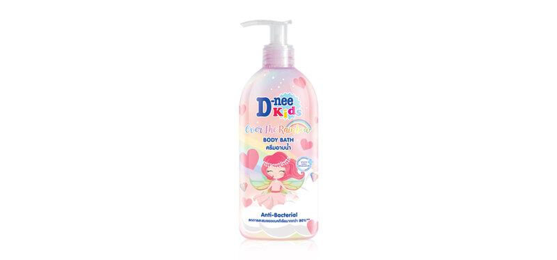 D-nee Kids Body Bath Over The Rainbow 450ml