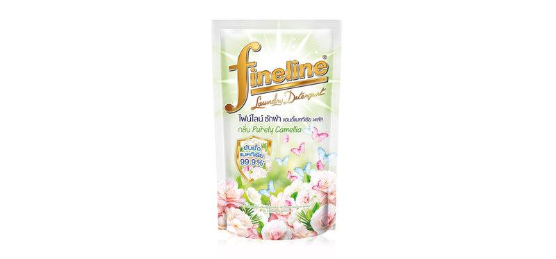 Fineline Laundry Detergent Anti-Bacteria Purely Camelia 400ml