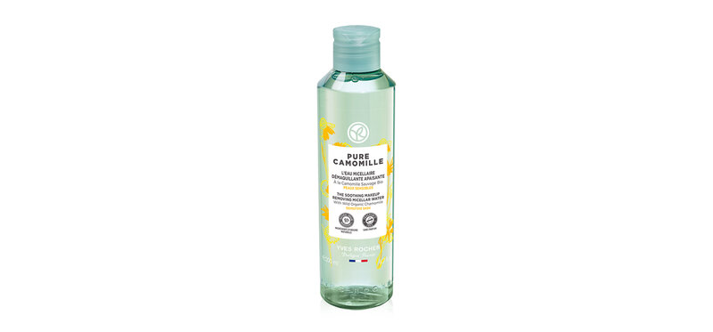 Yves Rocher Pure Camomille The Soothing Makeup Removing Micellar Water  200ml