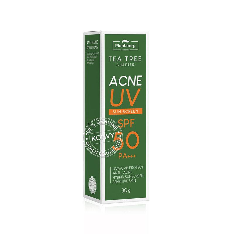 PlantneryTea Tree Sunscreen Acne Oil Control SPF50/PA+++ 30g
