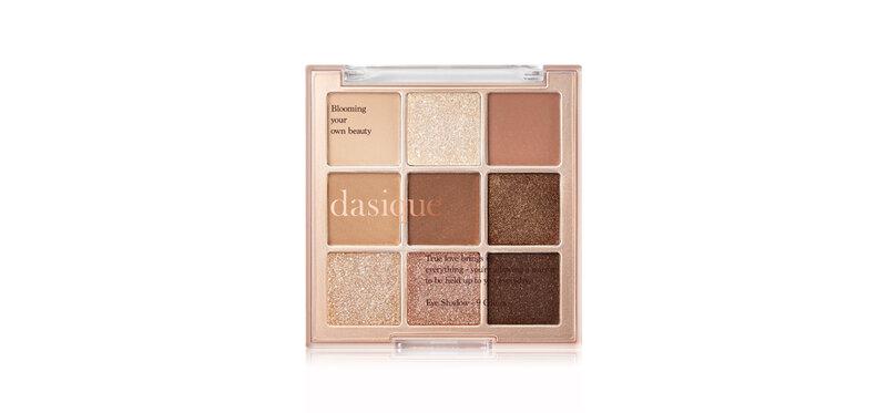 Dasique Shadow Palette 8g #01 Sugar Brownie