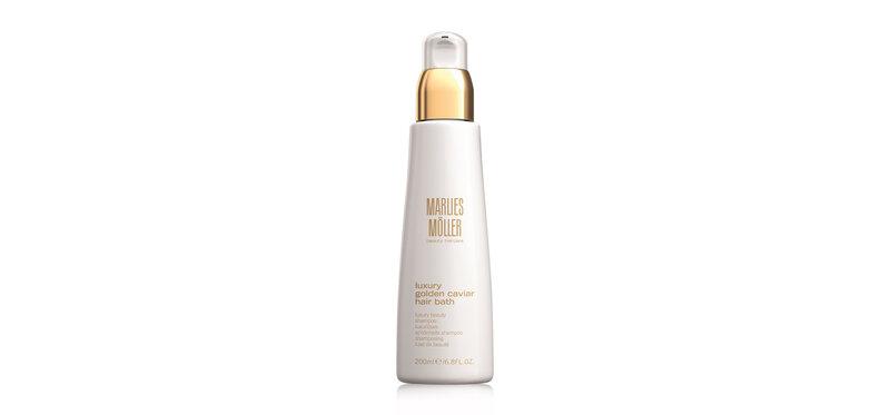 Marlies Moller Luxury Golden Caviar Hair Bath 200ml