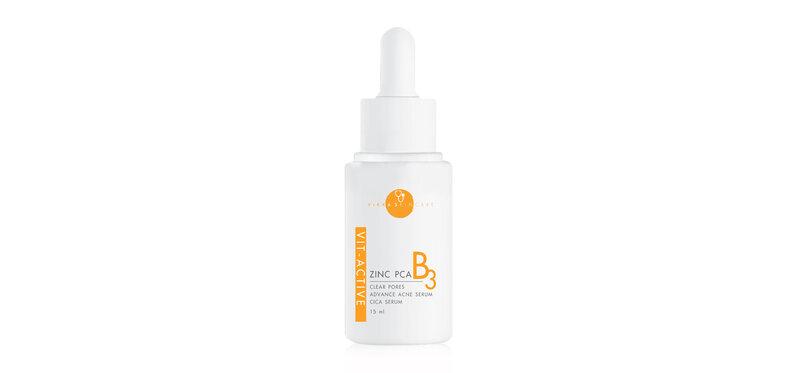 Vikka Skincare Vit-Active B3 Zinc PCA Serum 15ml