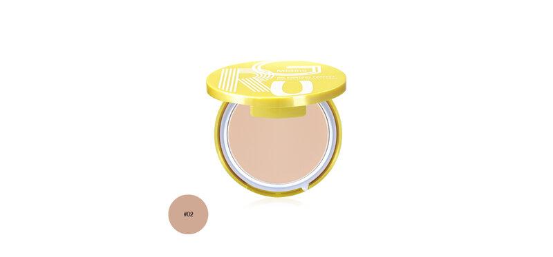 Mistine Gru Oil Control Perfect Powder SPF30/PA+++ Gen2 #02