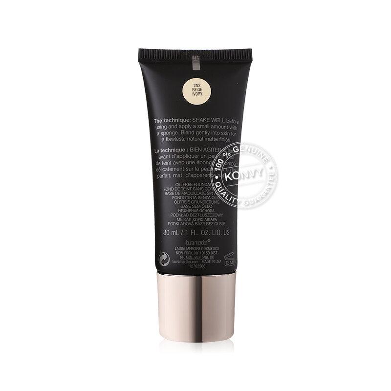 Laura Mercier Silk Creme Oil Free Photo Edition Foundation 30ml #Beige Ivory