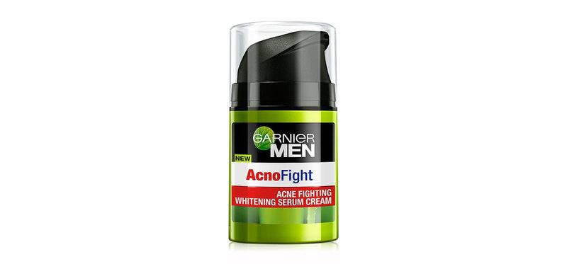 Garnier Men Acnofight Acne Fighting Whitening Serum 40ml