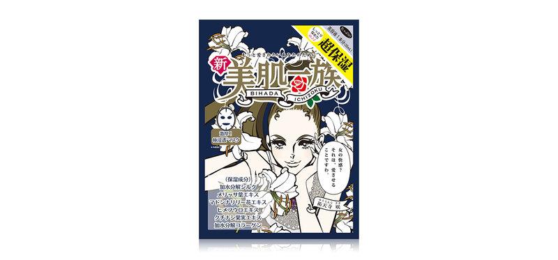 BIHADA Ichizoku Moisturizing Facial Mask 5 Sheets