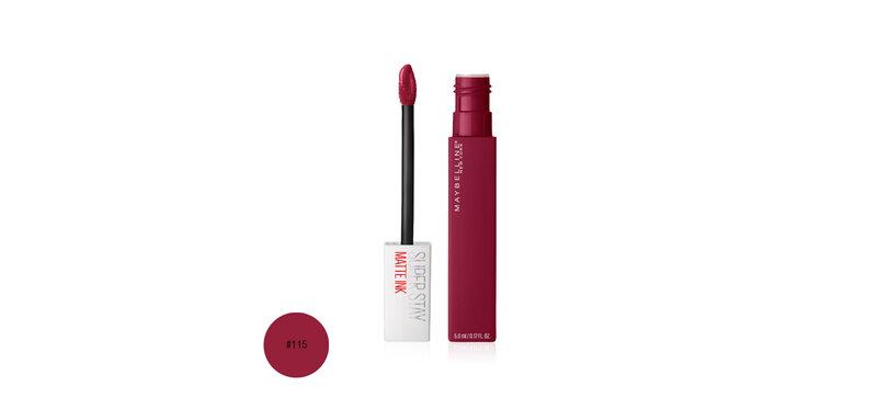 Maybelline New York Superstay Matte Ink Liquid Lipstick 5ml #115