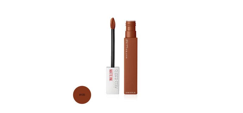 Maybelline New York Superstay Matte Ink Liquid Lipstick 5ml #135