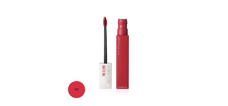 Maybelline New York Superstay Matte Ink Liquid Lipstick 5ml #20