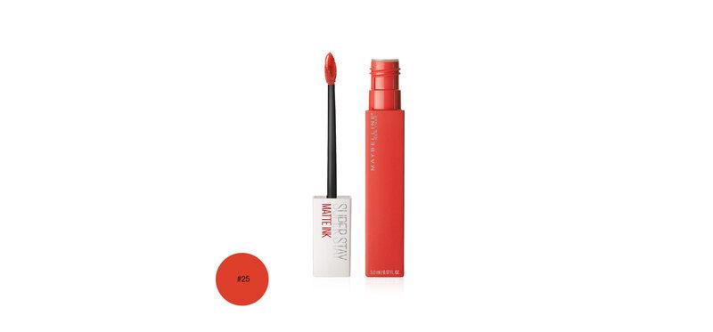 Maybelline New York Superstay Matte Ink Liquid Lipstick 5ml #25