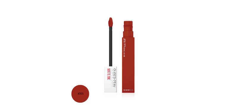 Maybelline New York Superstay Matte Ink Liquid Lipstick 5ml #305