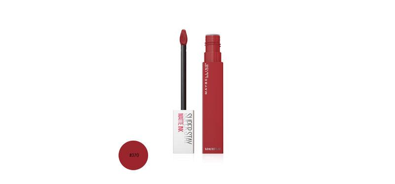 Maybelline New York Superstay Matte Ink Liquid Lipstick 5ml #370