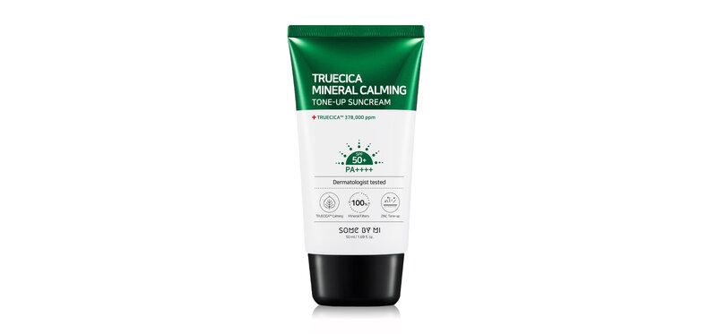 Some By Mi Truecica Mineral Calming Tone-Up Suncream SPF50+/PA++++ 50ml