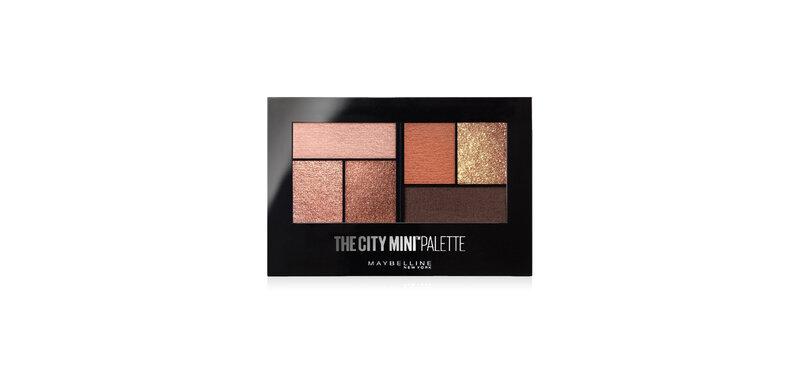 Maybelline New York The City Mini Eyeshadow Palette 6.1g #Brooklyn Orange