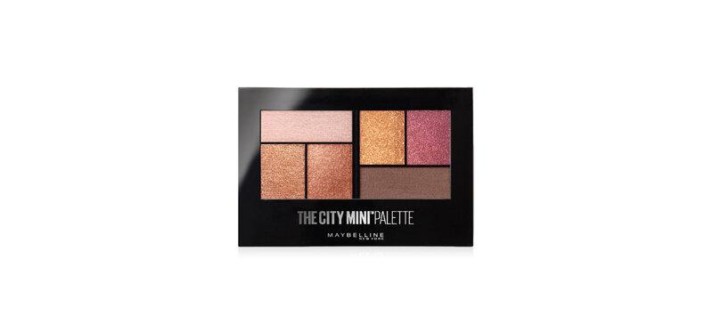 Maybelline New York The City Mini Eyeshadow Palette 6.1g #Coney Island Pops