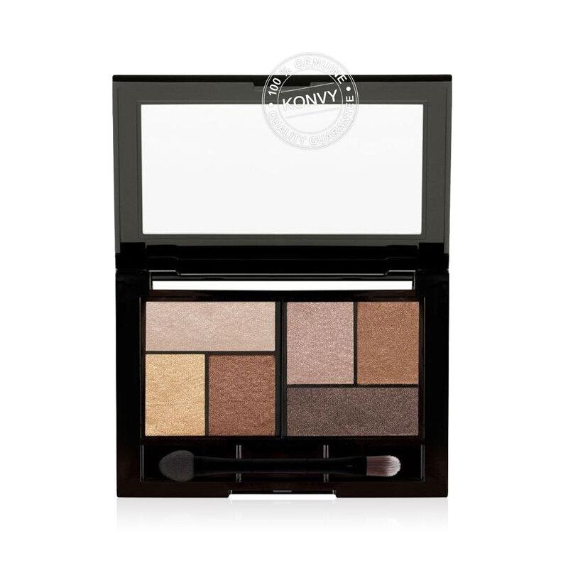 Maybelline New York The City Mini Eyeshadow Palette 6.1g #Rooftop Bronzes
