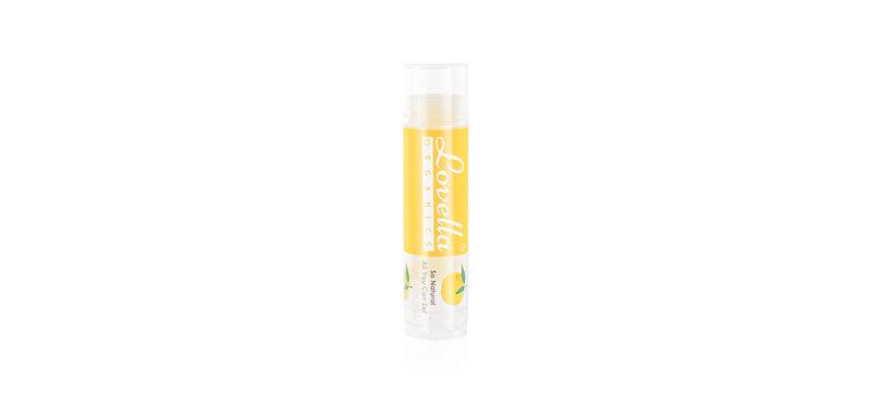 Lovella Organics Yuzu Sorbet Lip Treatment 5g