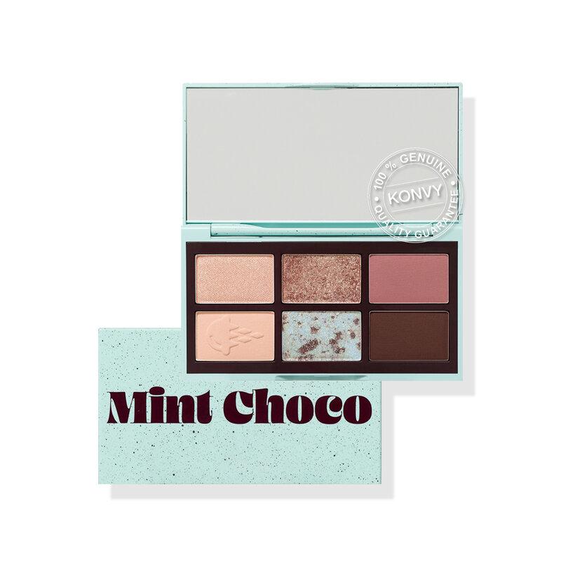 Etude House Play Color Eyes Mini Set with Brush #Mint Choco