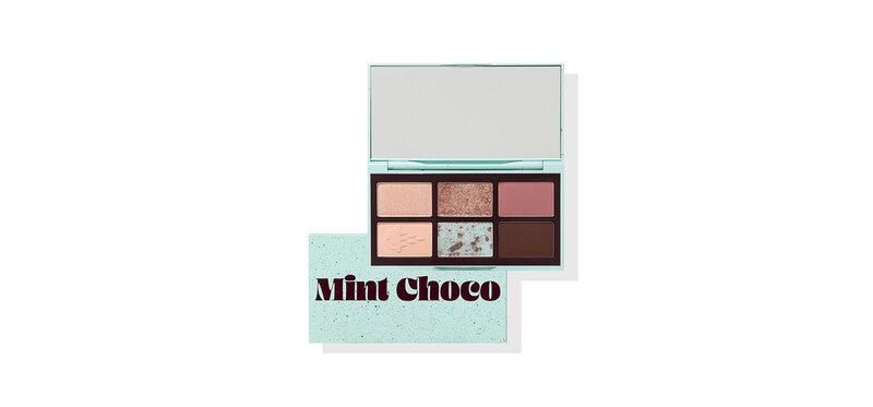 Etude House Play Color Eyes Mini #Mint Choco