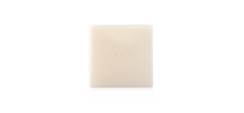 Clarins Jasmin(E) Parfum Fragrance Cream Soap 100g ( สินค้าหมดอายุ : 2022.06 )