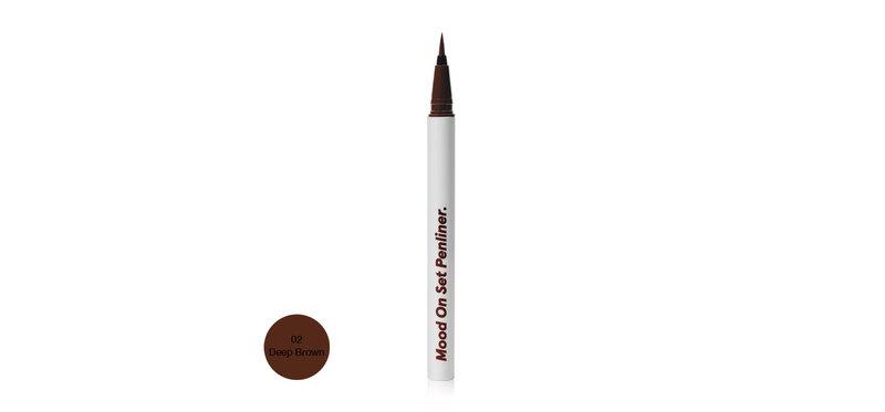 Candylab Mood On Set Pen Liner 6g #02 Deep Brown
