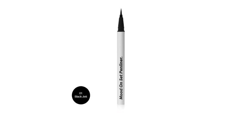 Candylab Mood On Set Pen Liner 6g #01 Black Jet