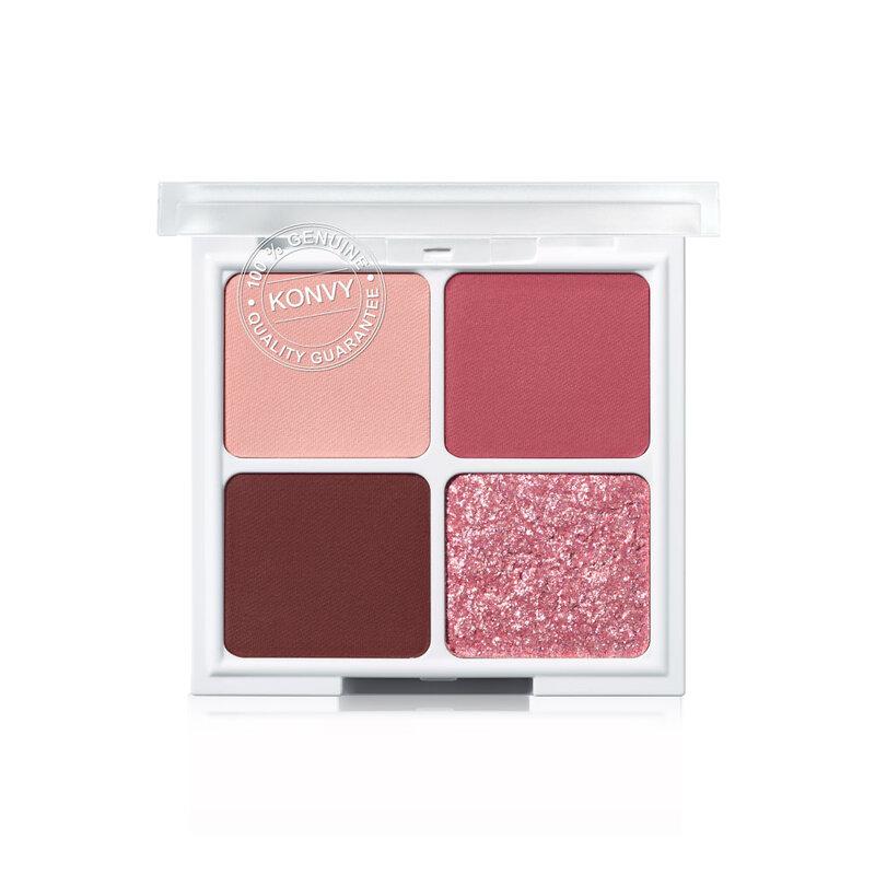 Candylab Mood Warmer Eye Palette 6g #04 Pink Rules