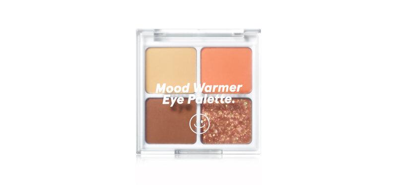 Candylab Mood Warmer Eye Palette 6g #03 Coral So Much