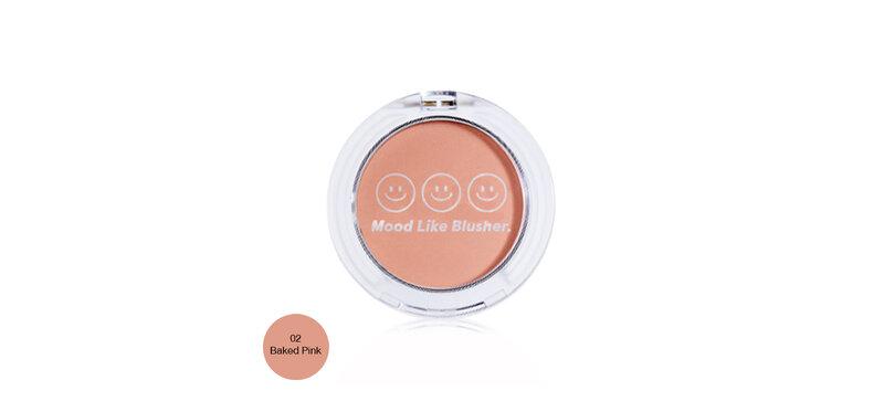 Candylab Mood Like Blusher 4.5g #02 Baked Pink