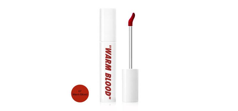 Candylab Creampop The Velvet Lip Color 4.5g #07 Warm Blood
