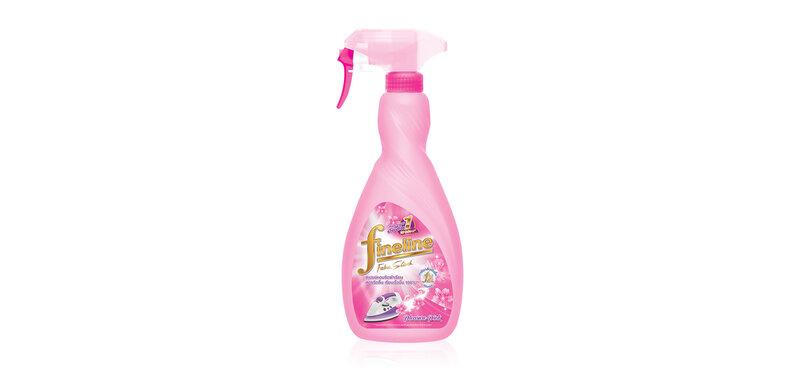 Fineline Fabric Starch Spray [Pink] 500ml