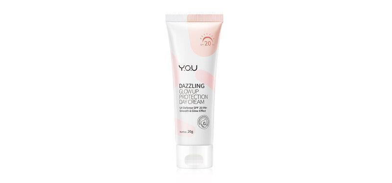 Y.O.U Dazzling Glow Up Protection Day Cream 20g