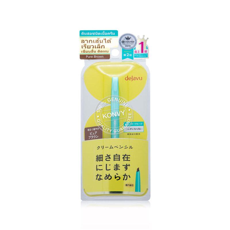 Dejavu Lasting-fine E Cream Pencil 0.15g #5 Pure Brown