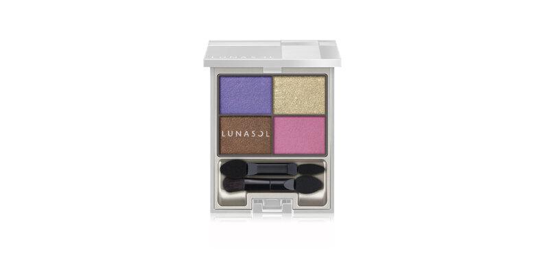 LUNASOL Contrasting Color Eyes 3.4g #EX02
