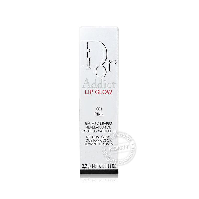 Dior Addict Lip Glow Color Awakening Lipbalm 3.2g #001 Pink